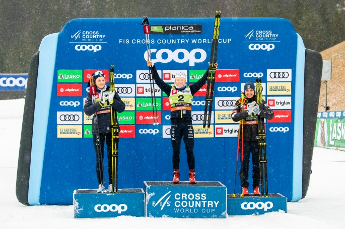 FIS world cup cross-country, individual sprint, Planica (SLO)